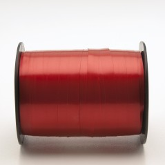 Nastro Polipropilene Lucido Rosso 60