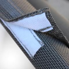 Sdraio Mirto in alluminio Verniciato Vari Colori Dettaglio per sfoderare