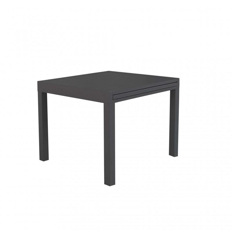 Tavolo Saponara in Alluminio Allungabile  Vari Colori e Misure Antracite