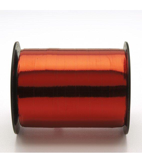 Nastro Polipropilene Metallizzato Rosso