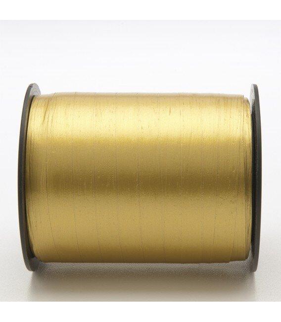 Nastro Carta Sintetica Opaco Oro Metallizzato