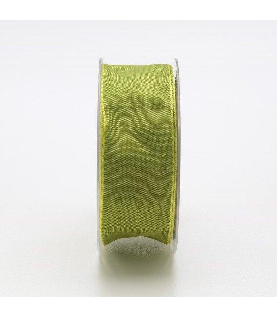 Nastro Tessuto Cangiante Verde Prato