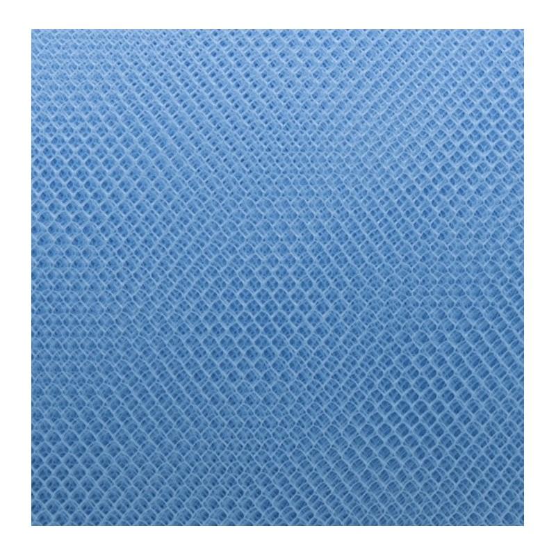 50 Veli in Tulle Rotondi Azzurri