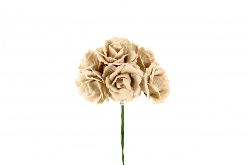 36 Rose di Cotone