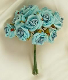72 Rose Medie Decorative