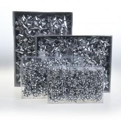 Stelle in Nastro di Polipropilene Metallizzato
