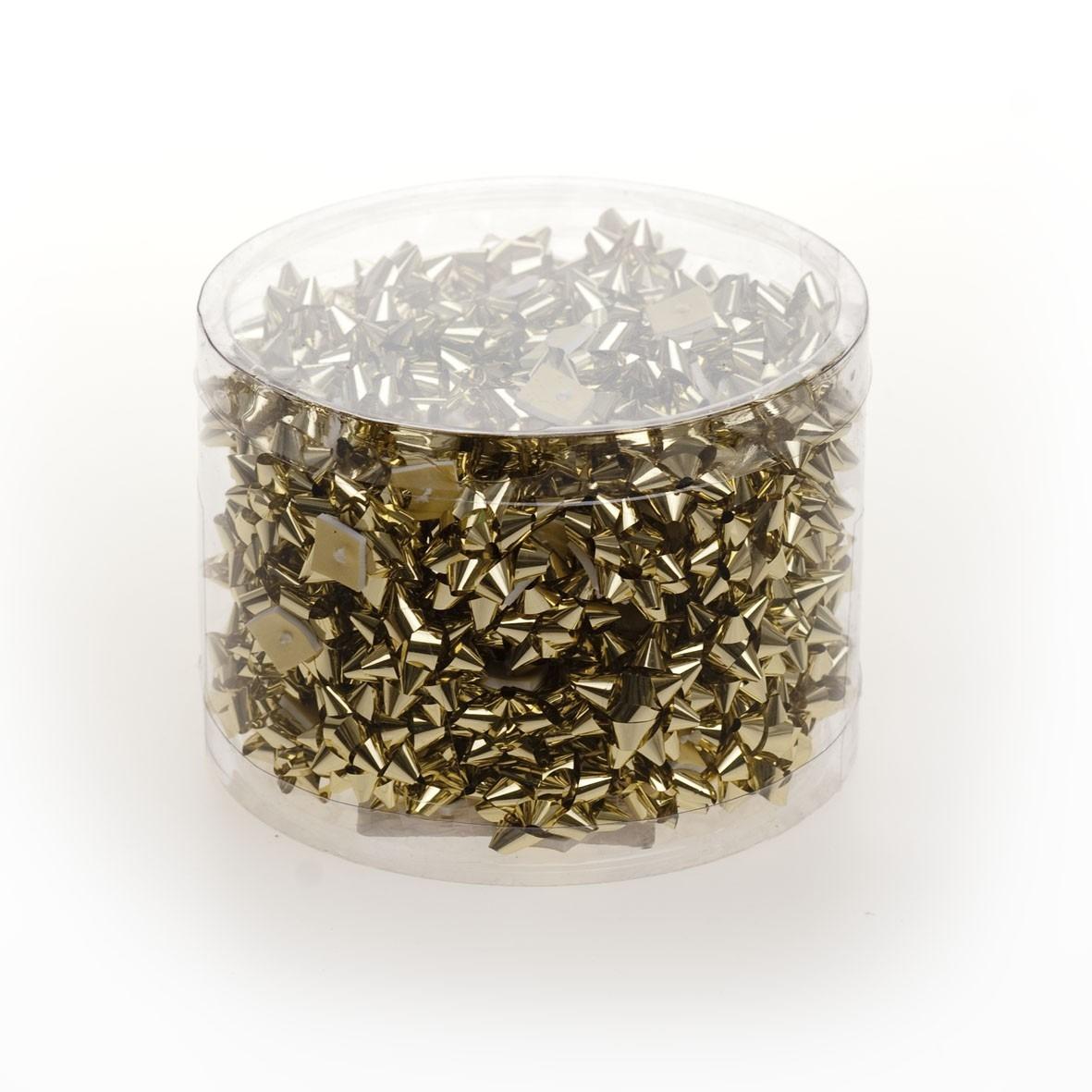 100 Coccarde Metallizzate Mm.5