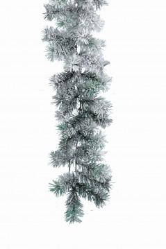 Festone Snowy Canadian cm.270