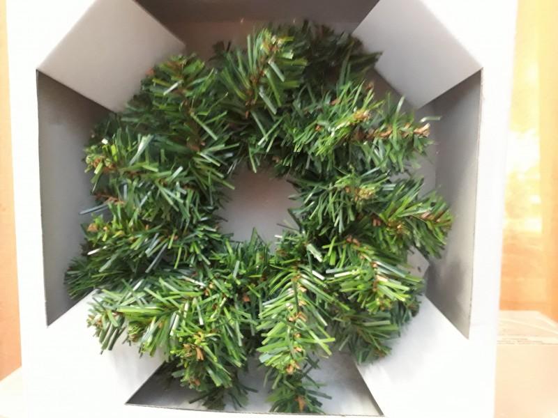 Coroncina Verde Cm. 20