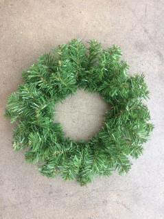Coroncina Verde Cm. 30