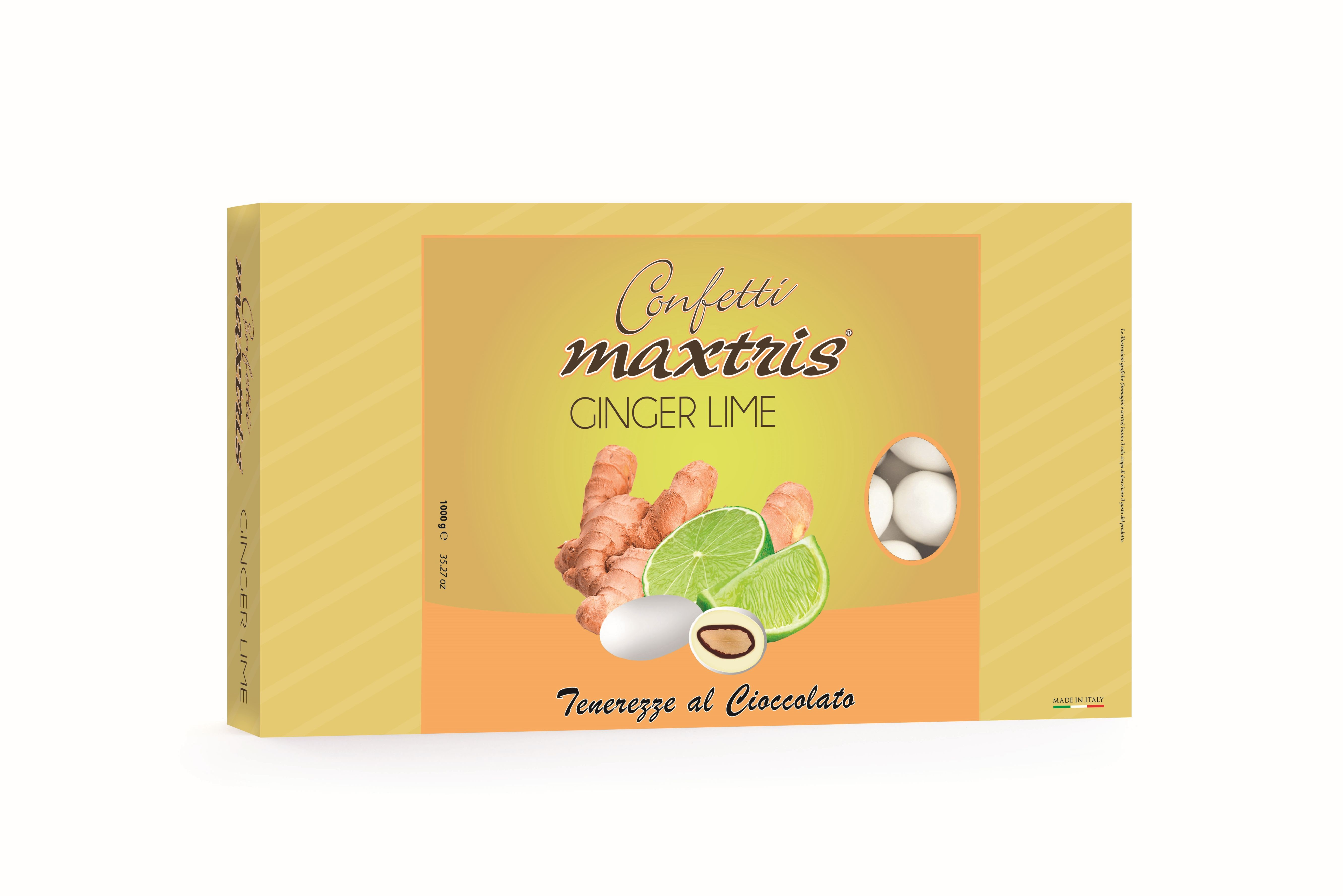 Confetti Maxtris Ginger Lime kg.1