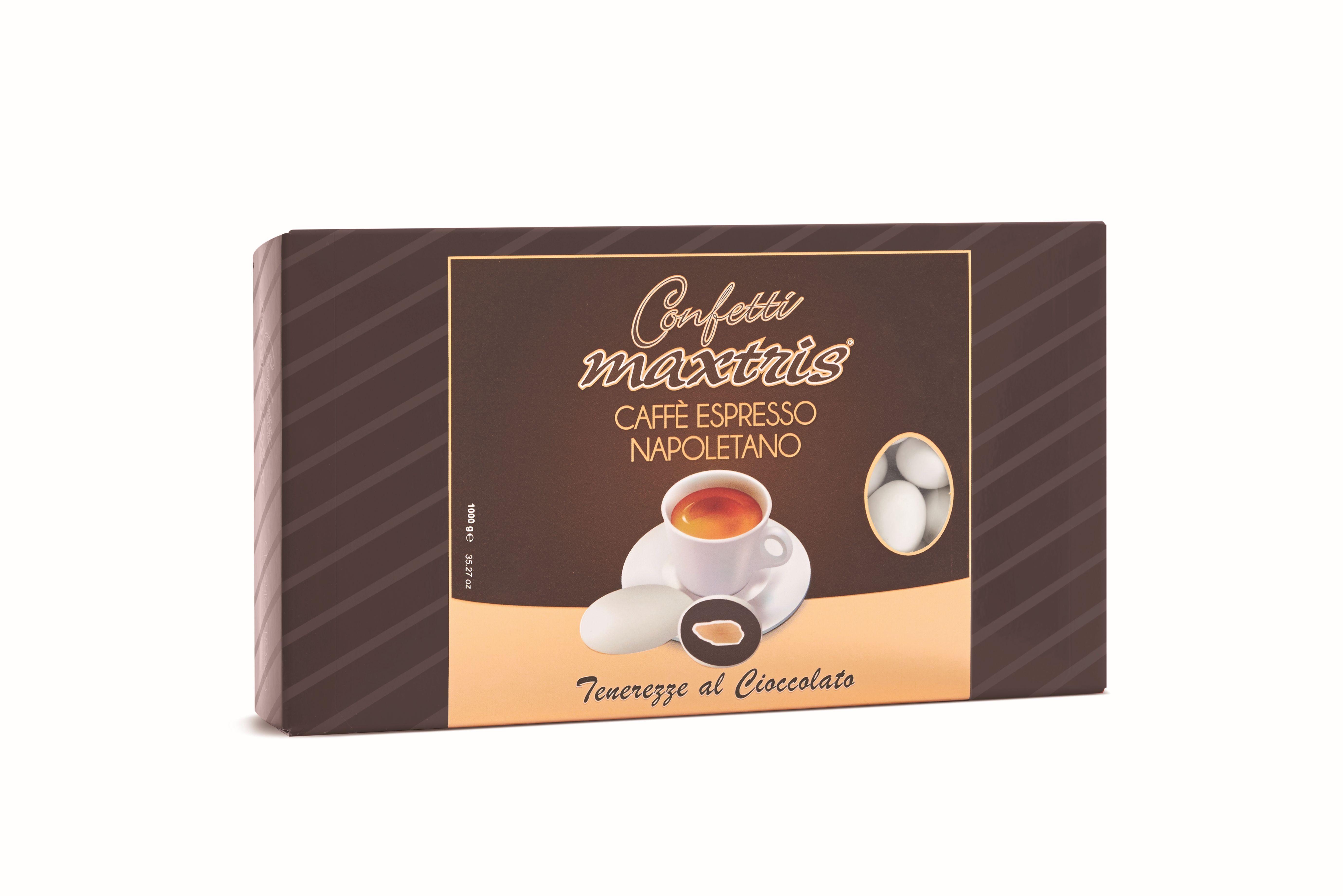Confetti Maxtris Caffè Espresso Napoletano kg.1