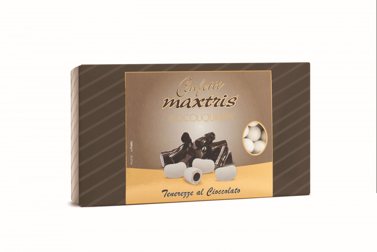 Confetti Gusto Cioco Liquirizia kg.1