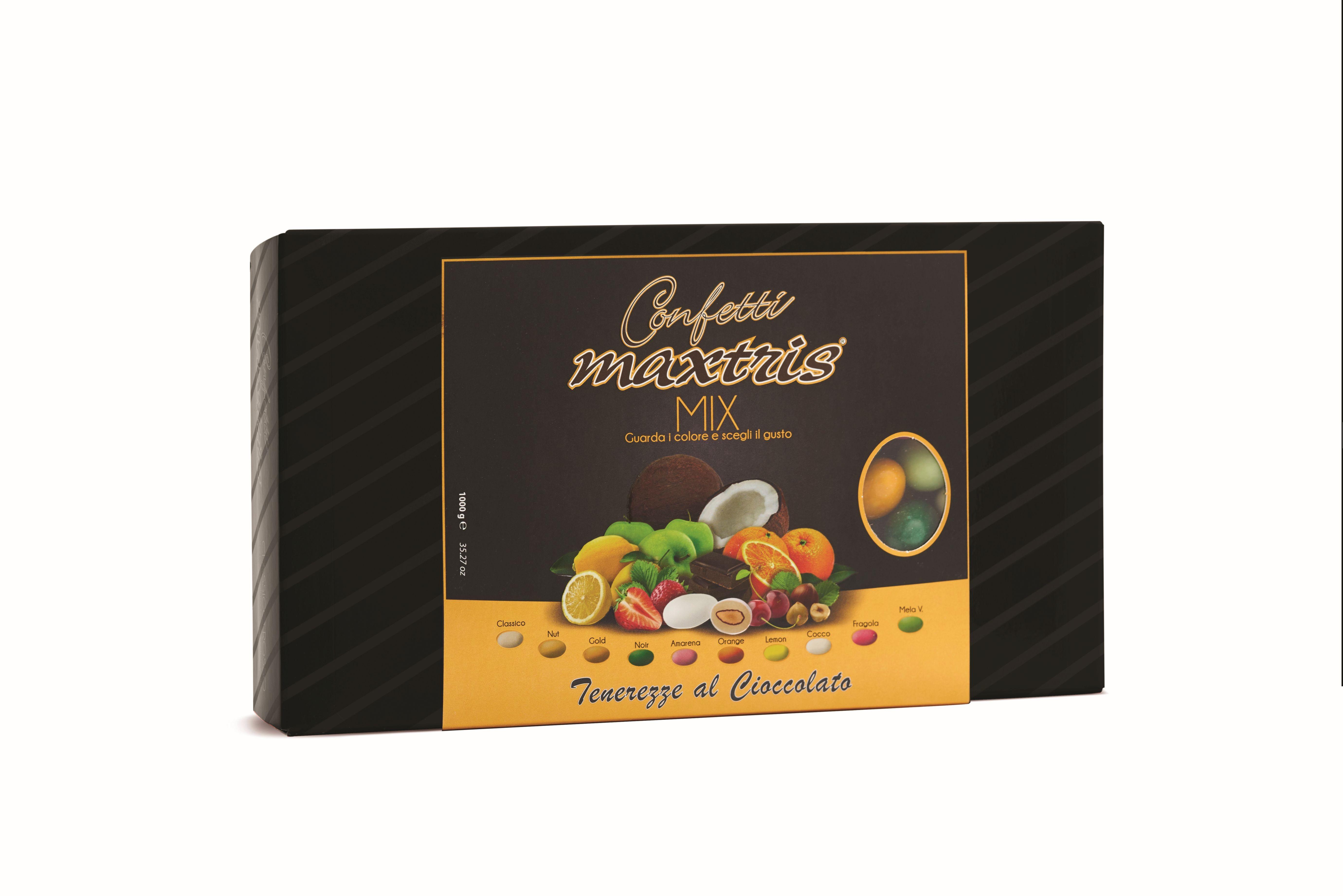 Confetti Maxtris Mix Colorato kg.1