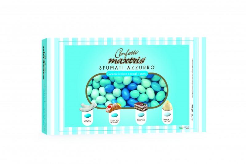 Confetti Sfumati Celesti kg.1