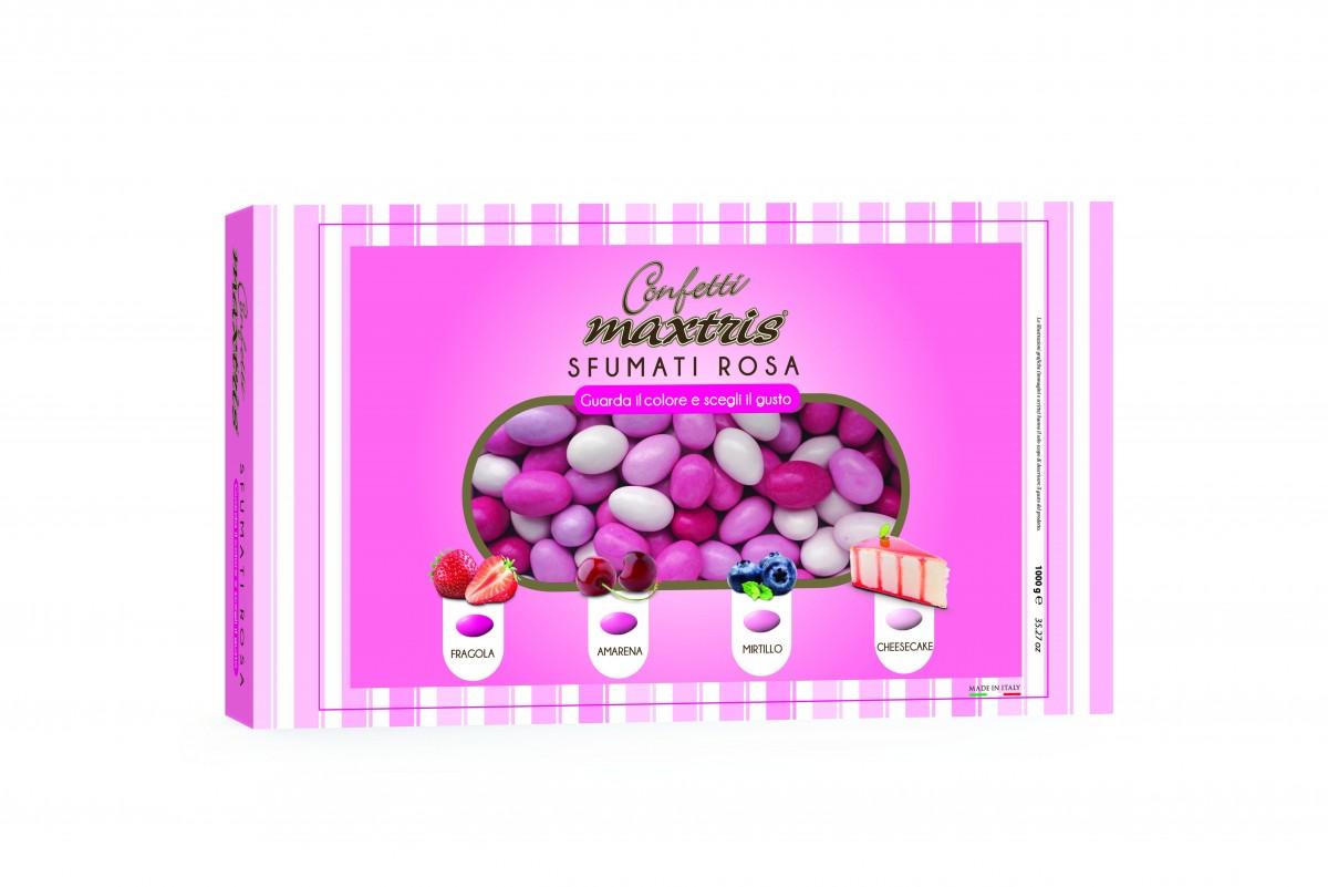 Confetti Sfumati Rosa kg.1