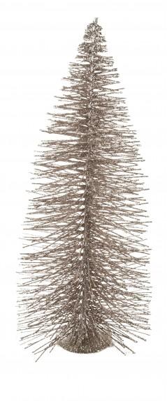 Alberello PVC cm 14 x 7 Argento