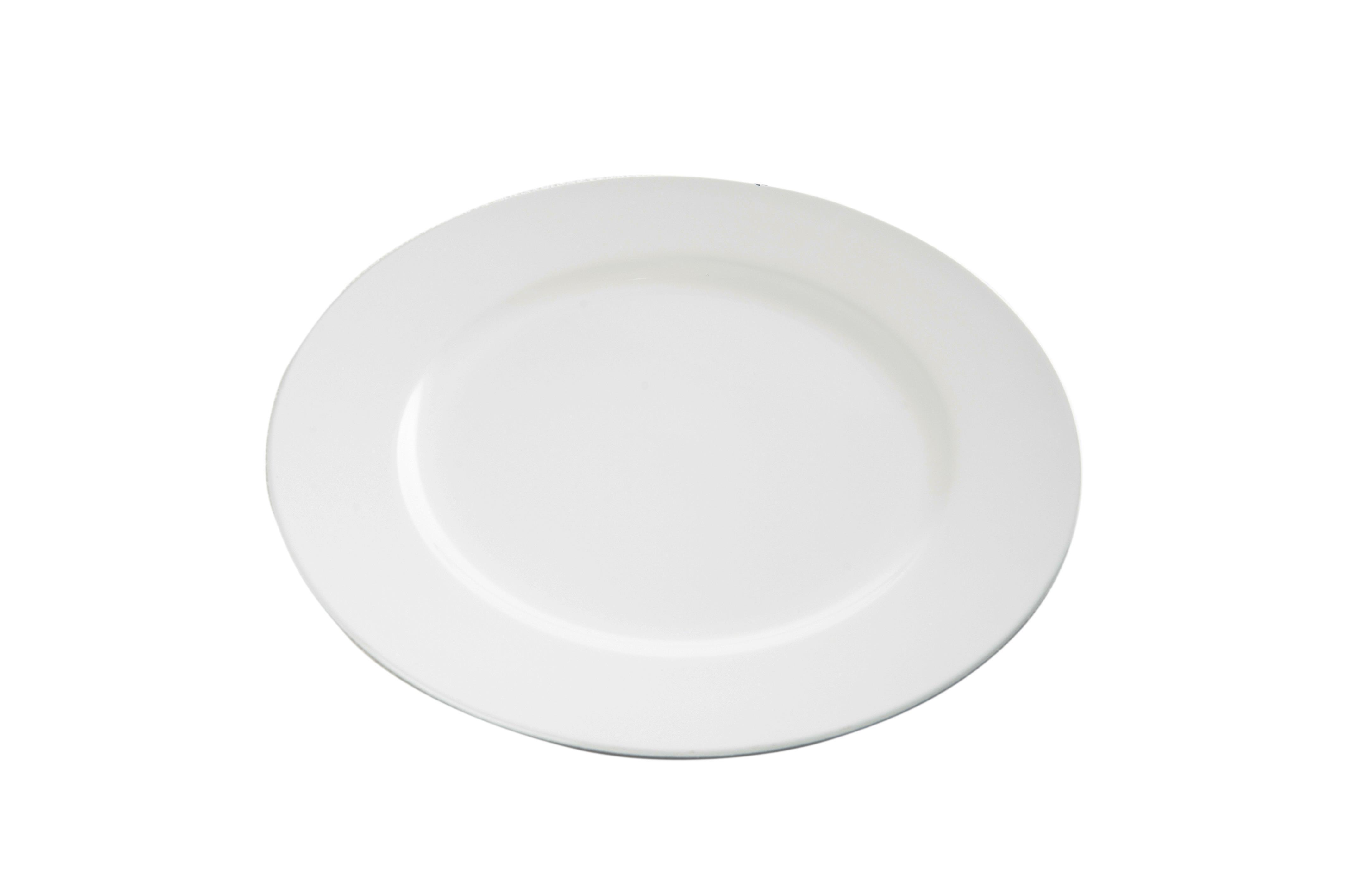 Sottopiatto in plastica dm 33 Bianco