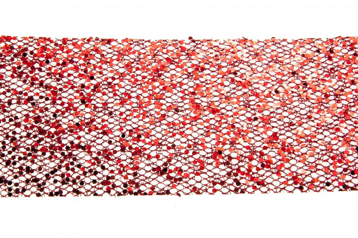 Bobina Palette Net cm 10 x m 25 Rosso