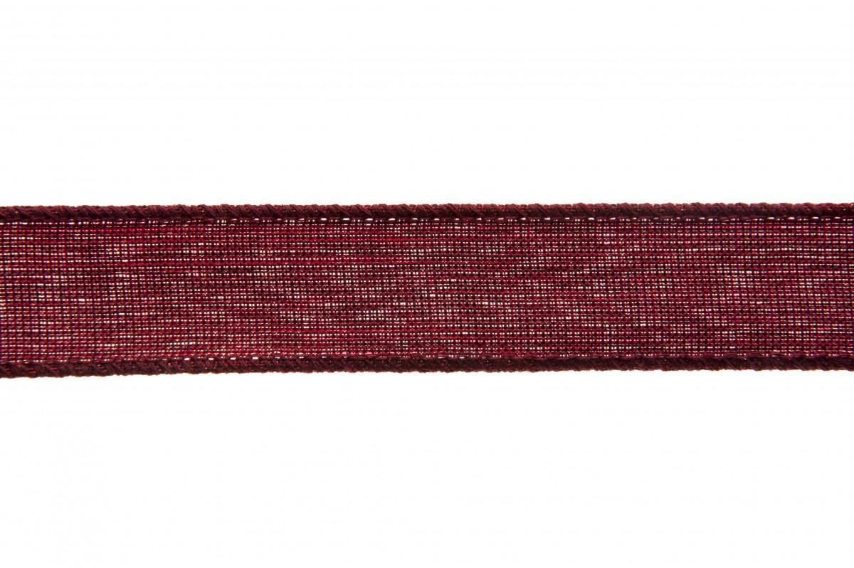 Nastro Gauze cm 2 x m 15 Bordeaux