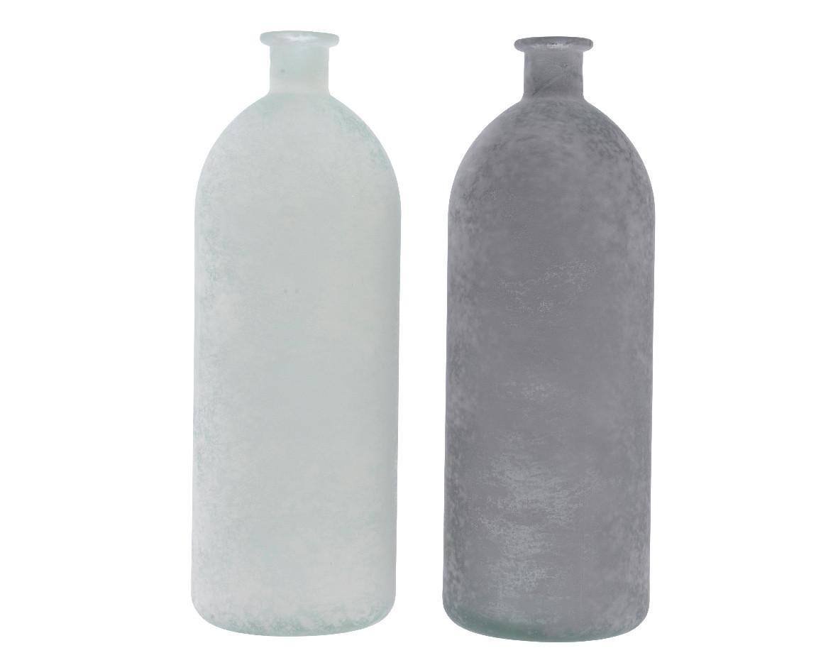 Vaso Bottiglia Jar Frost cm 40