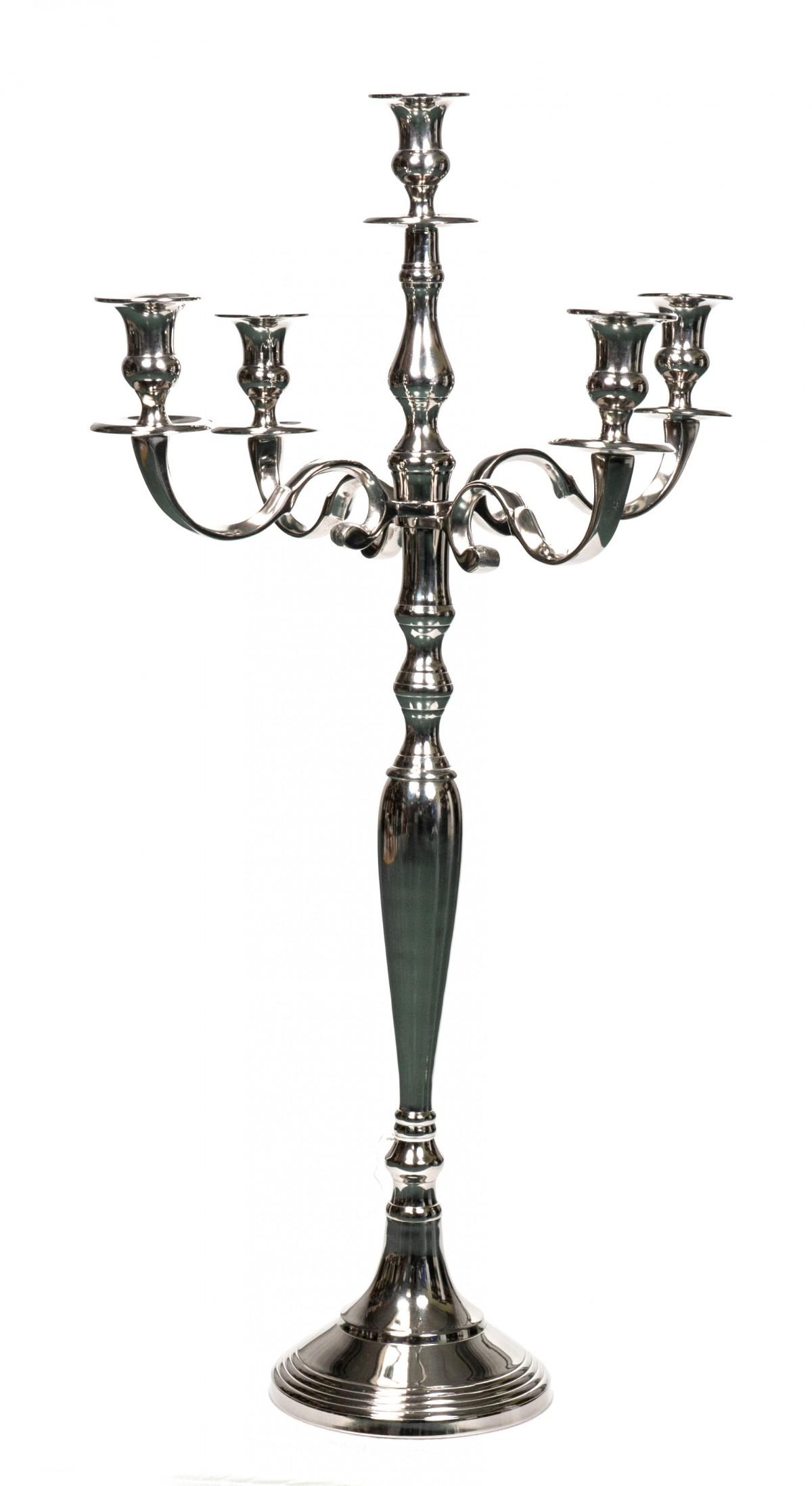 Candelabro in Metallo x 5 cm 80