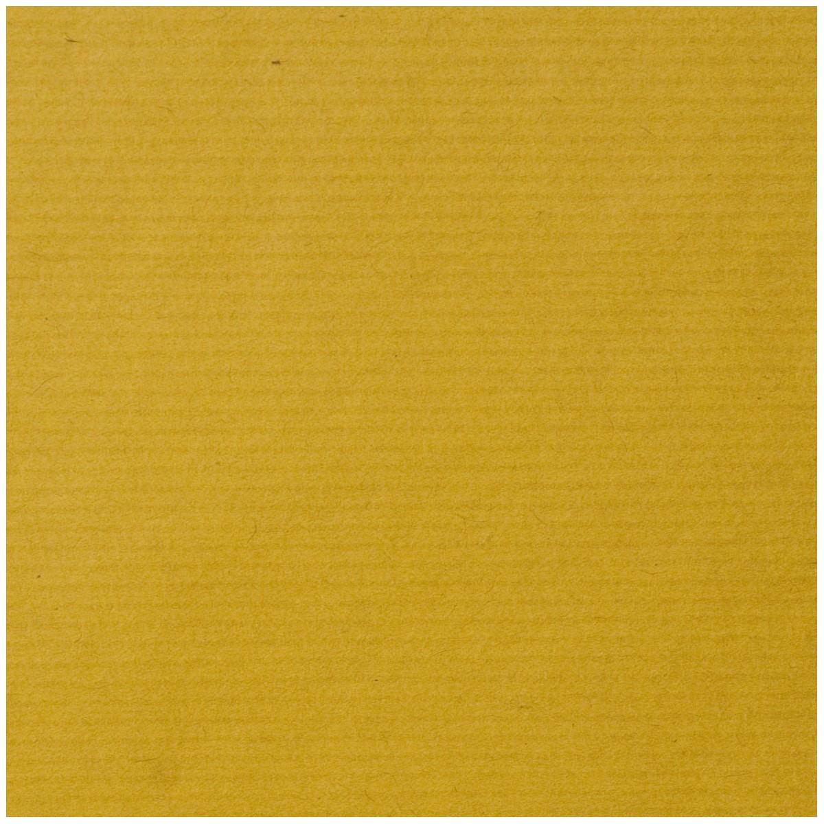 Carta Sealing Avana ECOBROWN Gr.60 Fogli Cm.70x100 Colori Tinta Unita (al Kg.) Giallo