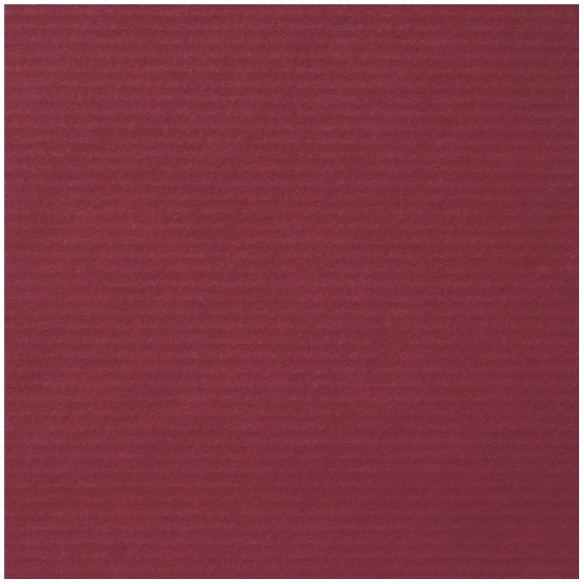Carta Sealing Avana ECOBROWN Gr.60 Fogli Cm.70x100 Colori Tinta Unita (al Kg.) Bordeaux