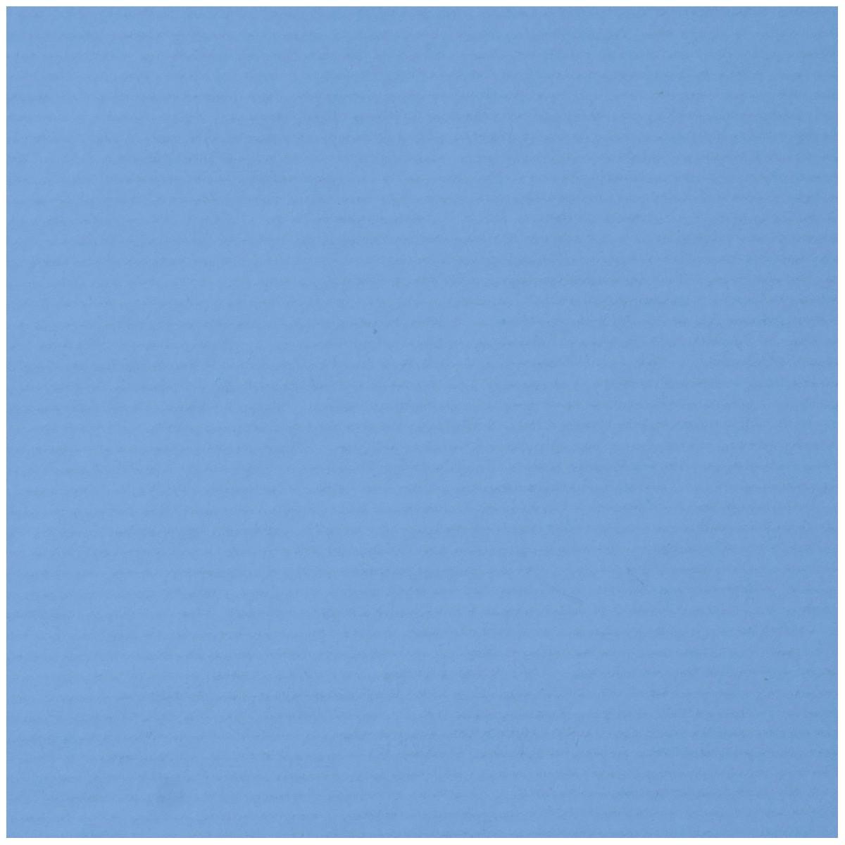 Carta Sealing Avana ECOBROWN Gr.60 Fogli Cm.70x100 Colori Tinta Unita (al Kg.) Azzurro