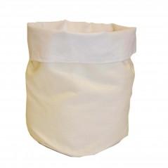 Sacchettino Confetti cm 16 x 24 pz.2 crema