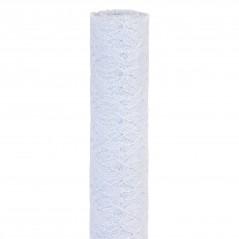 Rotolo Pizzo cm 96 x 5 mt bianco