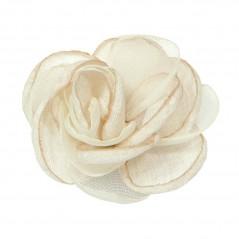 Rosellina Organza cm 5 pz.6 crema