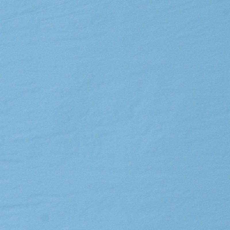 Carta Velina SILKY Gr.20 Fogli Cm.70x100 Colori Tinta Unita (al Kg.) Azzurro