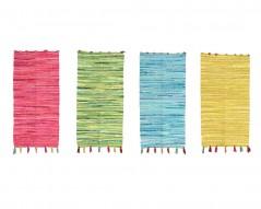 Tappeto colori assortiti cm 140 x 70