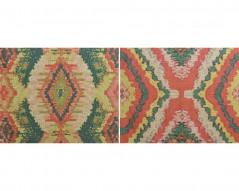 Coperta Fantasia colori assortiti cm 170 x 130