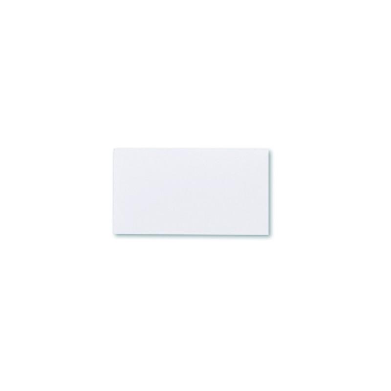 Etichette bomboniera blister pz.100 bianco