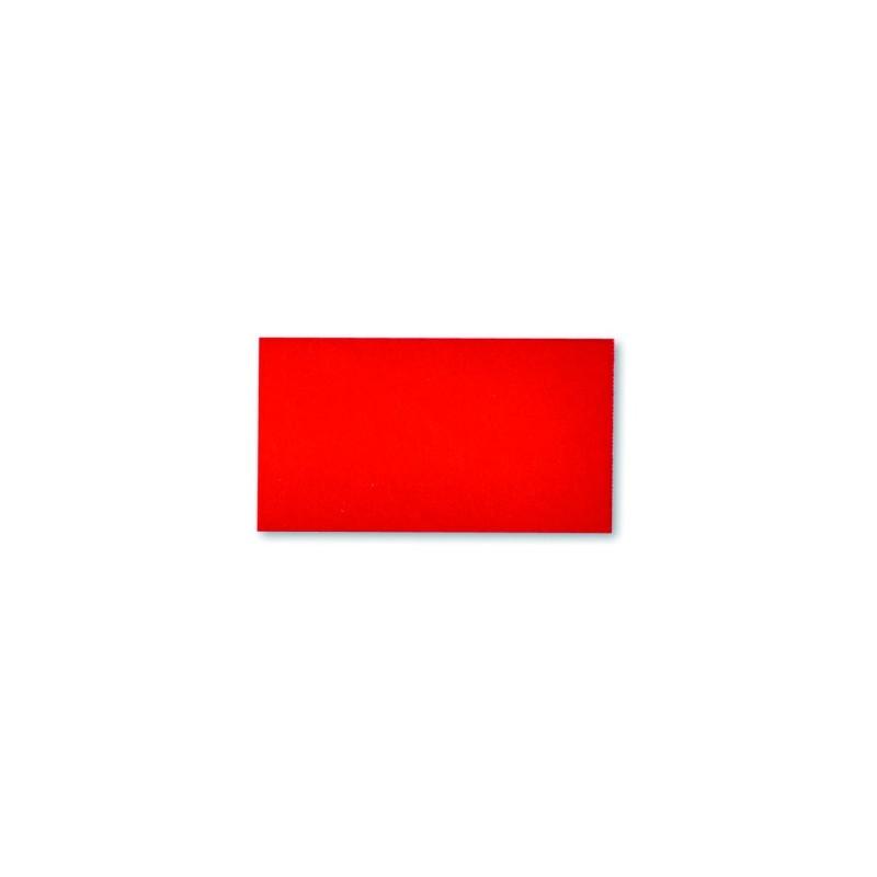 Etichette Bomboniera blister pz.100 rosso