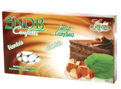 Confetti Crispo Snob g 500 Gianduia