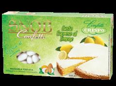 Confetti Crispo Snob g 500 Caprese al Limone