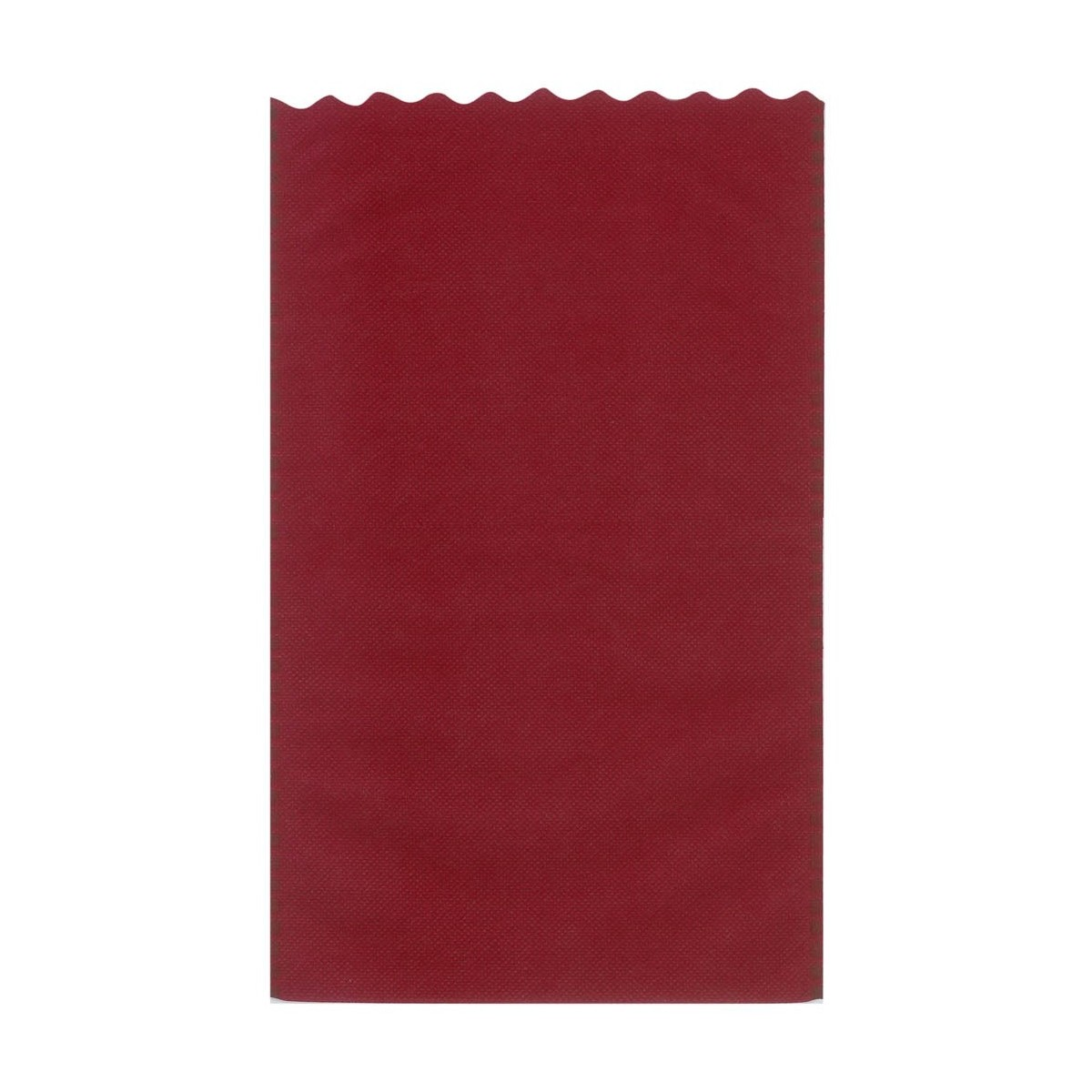 Busta Regalo Tessuto Non Tessuto TNT Colorata Confezione 25 Pezzi Bordeaux
