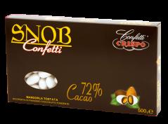 Confetti Crispo Snob g 500 Cacao 72%