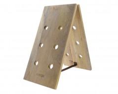 Portabottiglie in Legno cm 52 x 26 x 4,2