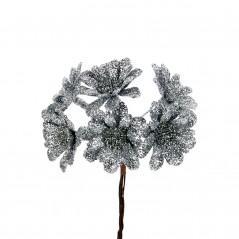 Margherite argento pz.36