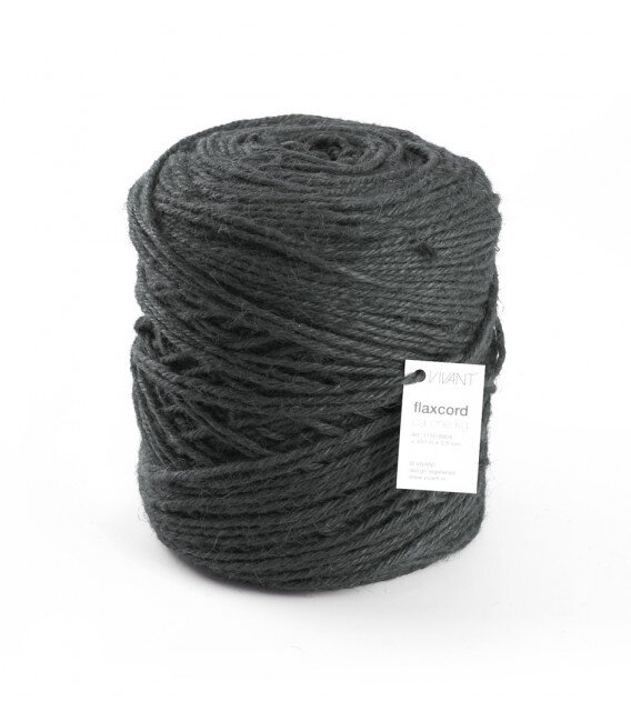 Nastro Corda Grezza 3,5 Mm. 470 Mt. Nero