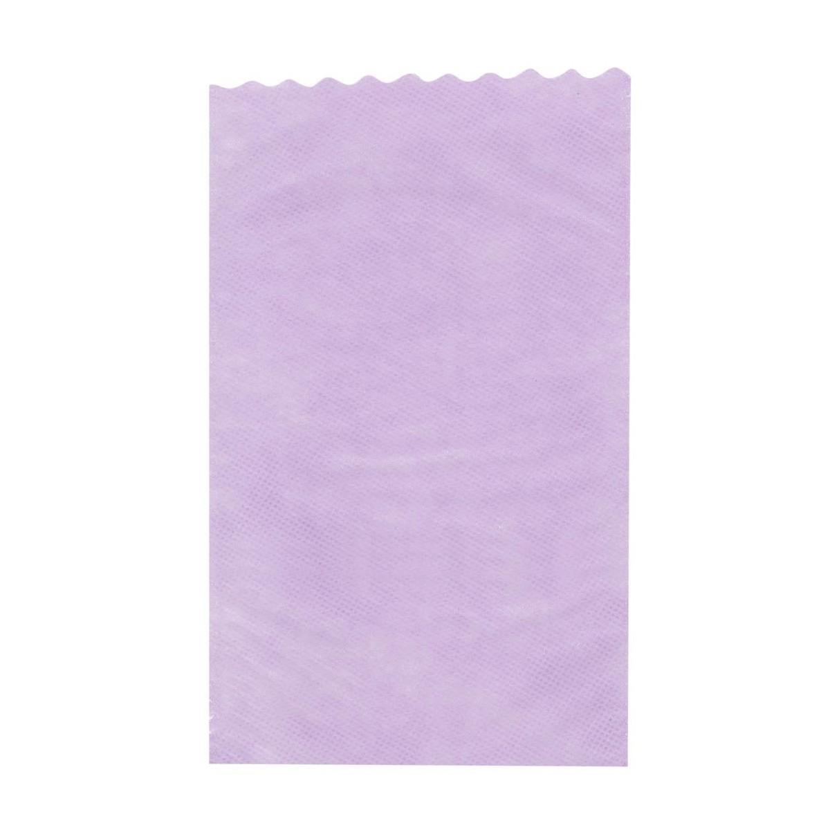 Busta Regalo Tessuto Non Tessuto TNT Colorata Confezione 25 Pezzi Glicine