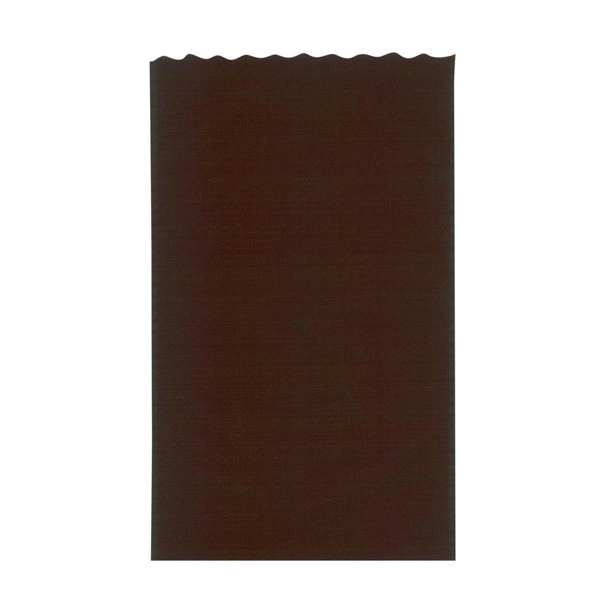 Busta Regalo Tessuto Non Tessuto TNT Colorata Confezione 25 Pezzi Marrone