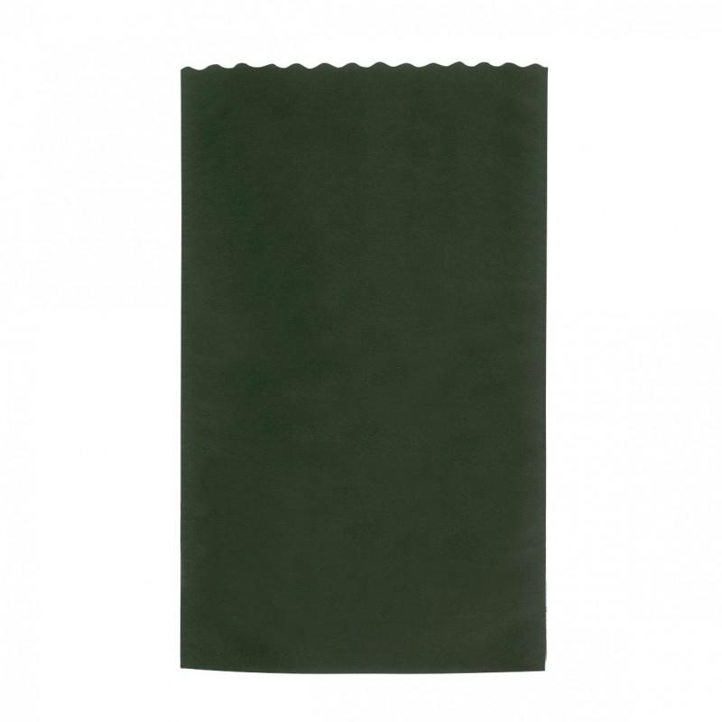 Busta Regalo Tessuto Non Tessuto TNT Colorata Confezione 25 Pezzi Verde