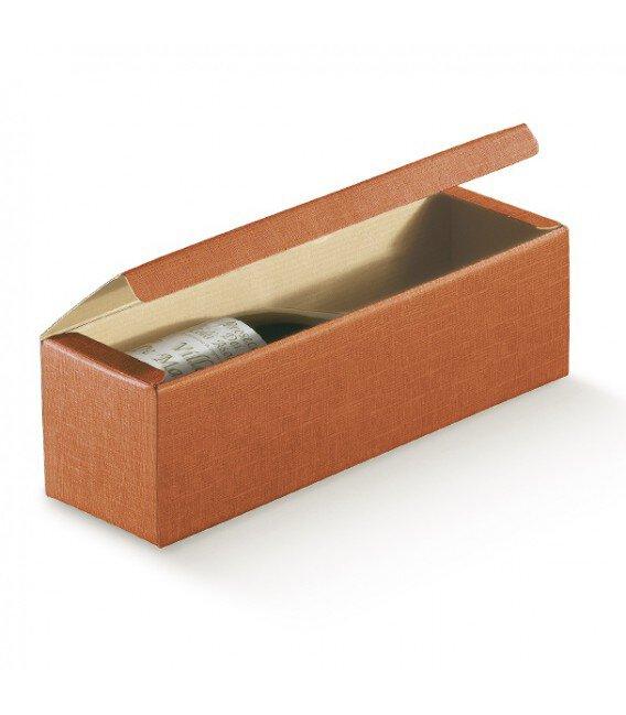 Cantinetta per 1 Bottiglia in Cartoncino Mm. 340x90x90