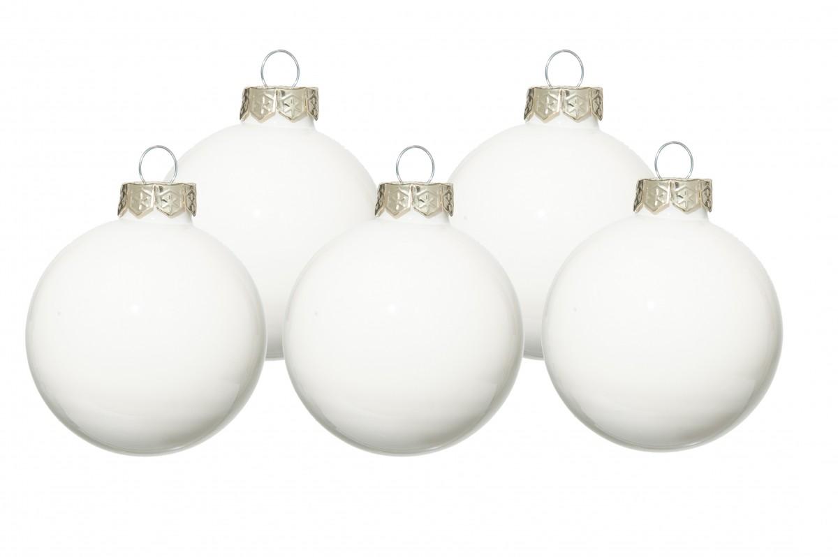 Palline Natale in vetro diametro 100 mm. pz.12 Verde