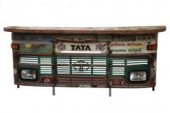 Mobile Bar Camion Tata con Luci